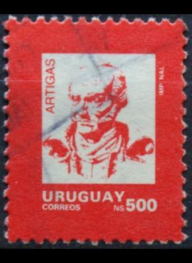 Urugvajus ScNr 1328 Used(O) E