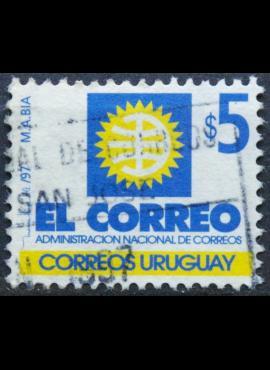 Urugvajus 1997m Used(O) E