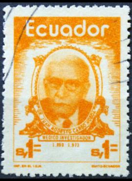 Ekvadoras ScNr 884 Used(O) E