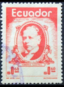 Ekvadoras ScNr 881 Used(O) E