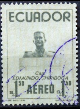 Ekvadoras ScNr C536 Used(O) E