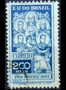 Brazilija ScNr 191 Used (O) E