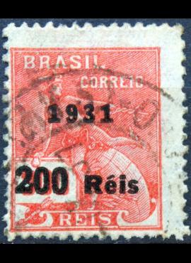Brazilija ScNr 357 Used(O) E