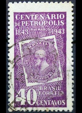 Brazilija ScNr 608 Used(O) E