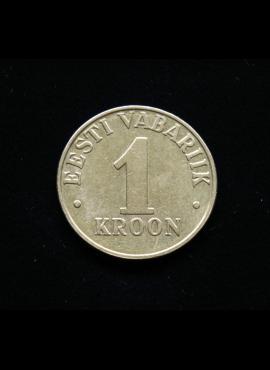 Estija, 1 krona 2000m