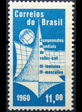 Brazilija ScNr 912 MNH** E