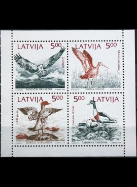 Latvija, pilna serija MiNr 340-343 MNH**