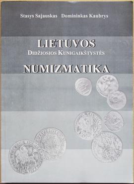 Lietuvos Didžiosios Kunigaikštystės numizmatika G