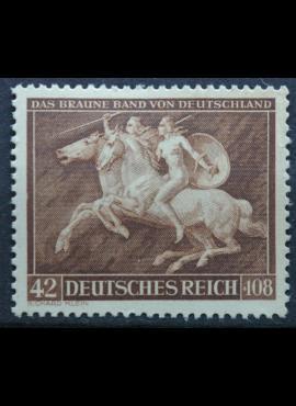 Vokietijos Reichas, MiNr 780 MH*