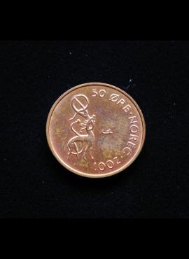 Norvegija, 50 erių, 2001m JJE