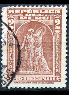 Peru ScNr RA29 Used(O) E