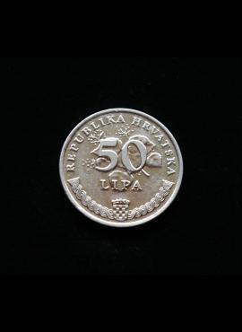 Kroatija, 50 lipų 1993m