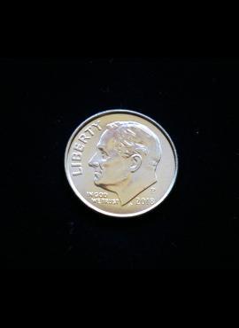JAV, 10 centų 2018m-P