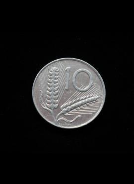 Italija, 10 lirų 1983m