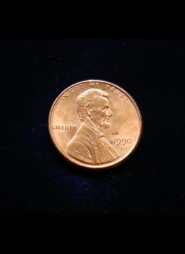 JAV, 1 centas 2001m-D