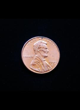 JAV, 1 centas 1999m-D