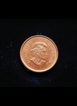 Kanada, 1 centas 2006m