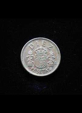 Ispanija, 10 pesetų 1983m