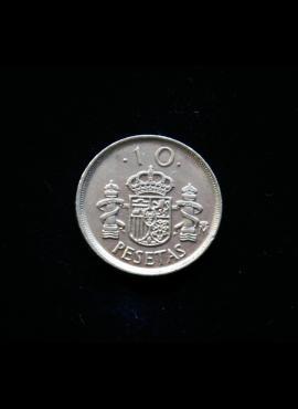 Ispanija, 10 pesetų 1992m