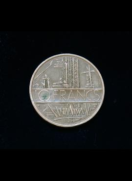 Prancūzija, 10 frankų, 1979m