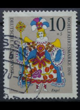 Vokietija MiNr 655 Used(O)