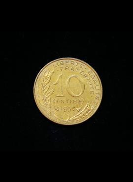 Prancūzija, 10 santimų 1995m