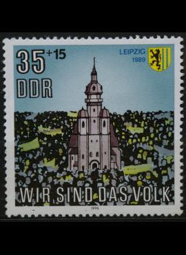 Vokietijos Demokratinė Respublika (VDR), MiNr 3315 MNH**