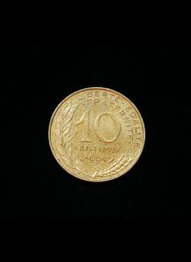 Prancūzija, 10 santimų 1994m