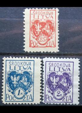 100 vnt. Tarpukario Lietuvos 1918-1940m. pašto ženklų pakuotė HF008