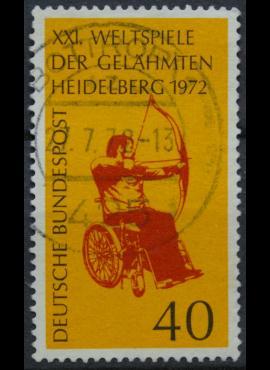 Vokietija MiNr 733 Used(O)