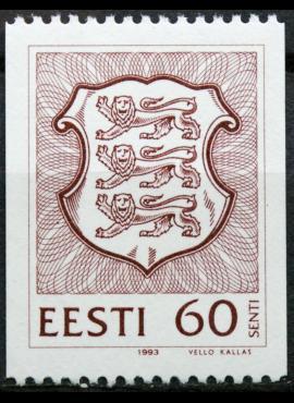 Estija ScNr 230 MNH** E