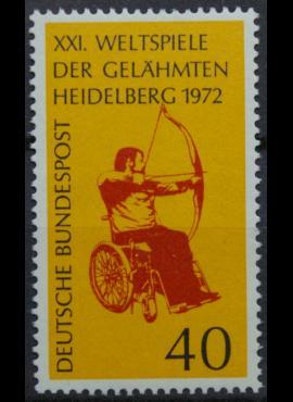 Vokietija MiNr 733 MNH**