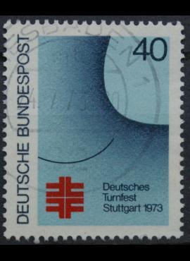 Vokietija MiNr 763 Used(O)