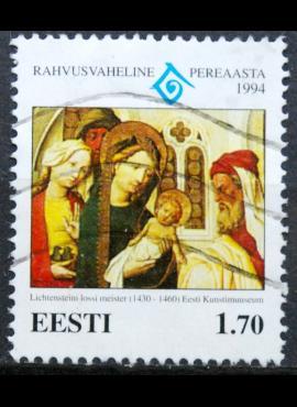 Estija ScNr 281 Used(O) E