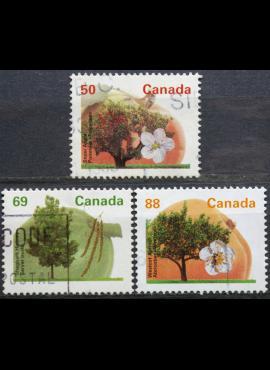 Kanada, pilna serija ScNr 1365, 1369, 1373 Used(O)