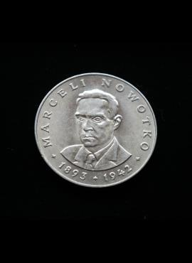 Lenkija, 20 zlotų 1976m MW