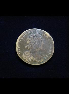Prancūzija, XVII a. pirmos pusės skaičiavimo žetonas