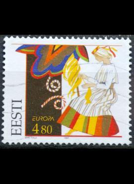 Estija ScNr 321 Used(O) E