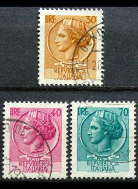 Italija ScNr 785-786A Used(O)