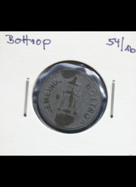 Bottrop'o kriegsgeldai, 1917m, 10 pfenigių
