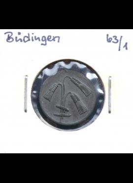 Budingen'o kriegsgeldai, 1917m 10 pfenigų