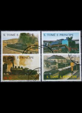 San Tomė ir Prinsipė, pilna serija ScNr 811-812 Used(O)