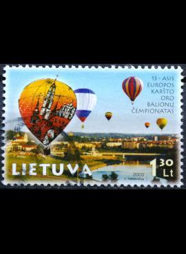 Lietuva MiNr 826 Used(O)
