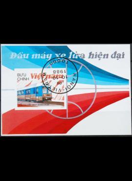 Vietnamas, blokas ScNr 1900 Used(O)