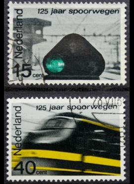 Nyderlandai, pilna serija ScNr 425-426 Used(O)