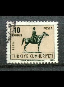Turkija ScNr 1791A Used(O)