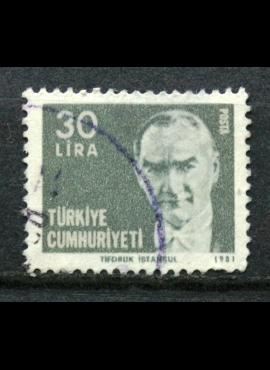 Turkija ScNr 2138A Used(O)