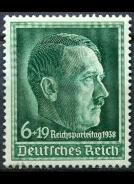 Vokietijos Reichas, MiNr 672 MLH*