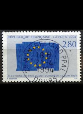 Vokietija MiNr 1293 Used(O)
