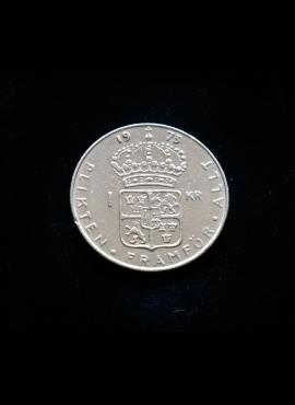 Belgija (Belgique), 1 frankas, 1989m